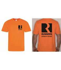 Team Rees Gym Mens Runners T-Shirt