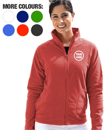 Fleece Complete with Your Logo (Min Qty:5)