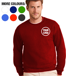 Sweatshirt Complete with Your Logo (Min Qty:5)