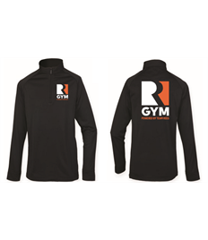 Team Rees Gym 1/4 Zip Fleece