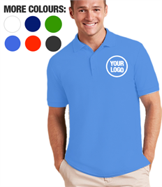 Polo Shirt Complete with Your Logo (Min Qty:5)