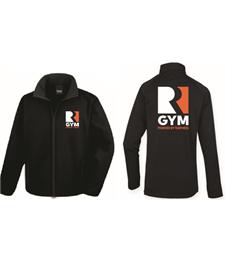 Team Rees Gym Soft Shell Jacket