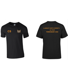 FREE Hornets Player Tewkesbury Tour T-Shirt