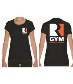 Team Rees Gym Womens T-Shirt