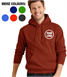 Hooded Jumper Complete with Your Logo (Min Qty:5)