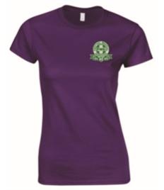 FREC RESPONDER - Ladies Purple T-Shirt