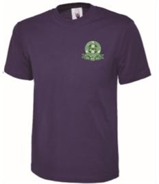FREC RESPONDER - Mens Purple T-Shirt