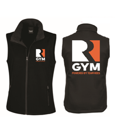 Team Rees Gym Womens Bodywarmer