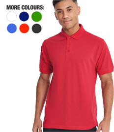 Premium Polo Shirt Complete with Your Logo (Min Qty:5)