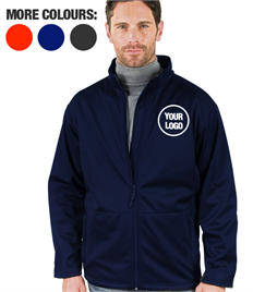 Soft Shell Complete with Your Logo (Min Qty:5)