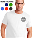 T-Shirt Complete with Your Logo (Min Qty:10)