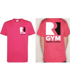 Team Rees Gym Kids T-Shirt