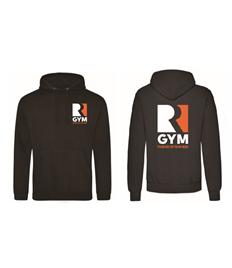 Team Rees Gym Mens Hooded Jumper