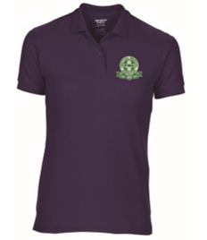 FREC RESPONDER - Ladies Purple Polo Shirt